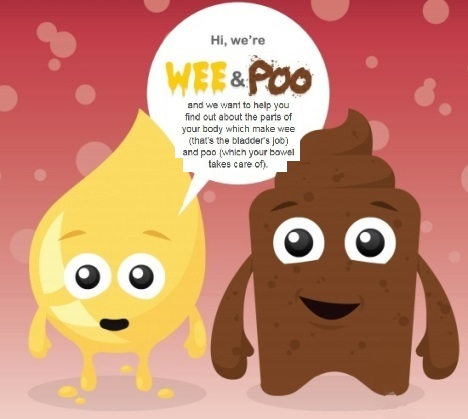 ERIC – Constipation and Continence Resources – Paediatric Foam